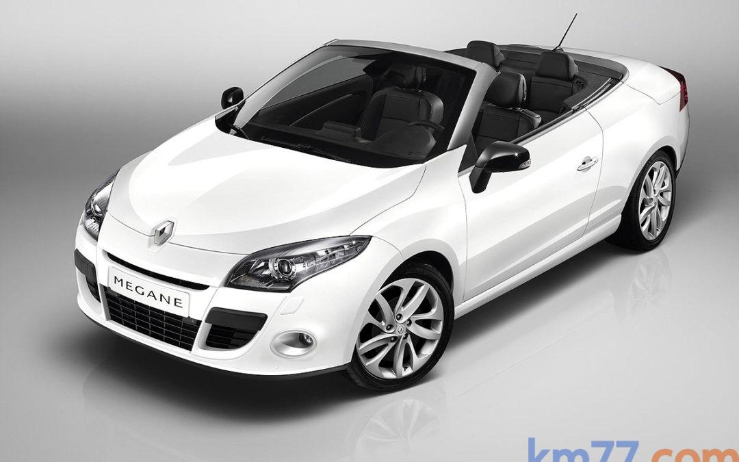 Renault actualiza el Megane CC. Ya a la venta desde 27 050 €