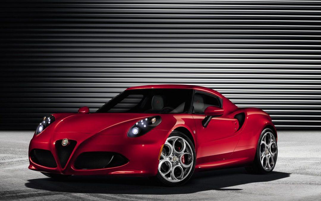 Nuevas imágenes del Alfa Romeo 4C que estará presente en Ginebra