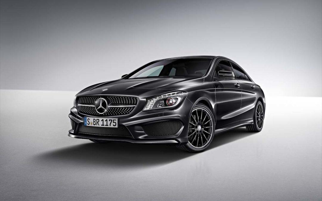 Mercedes-Benz CLA Edition 1. Ya a la venta desde 37 801 €.