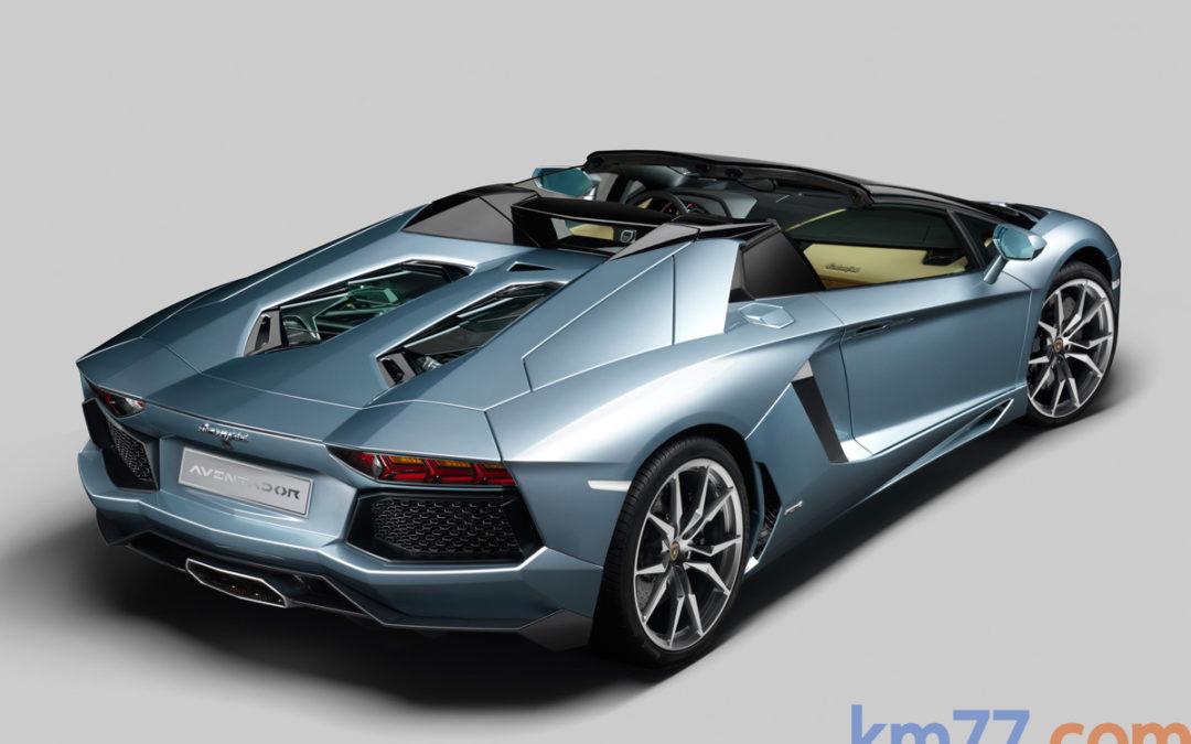Lamborghini Aventador y Aventador Roadster, ya a la venta en España