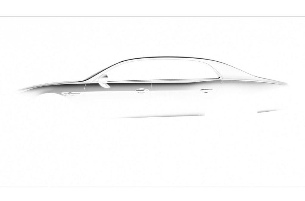 Bentley presentará en el Salón de Ginebra 2013 el nuevo Continental Flying Spur