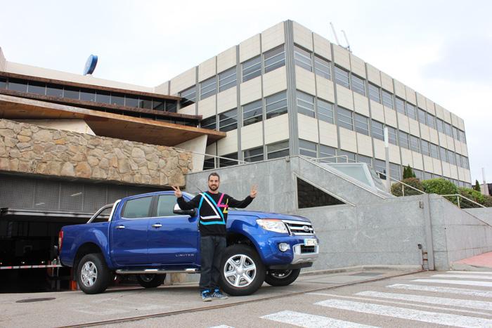 Recogida en Ford España