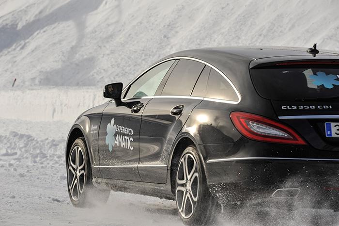Experiencia Mercedes Benz 4Matic