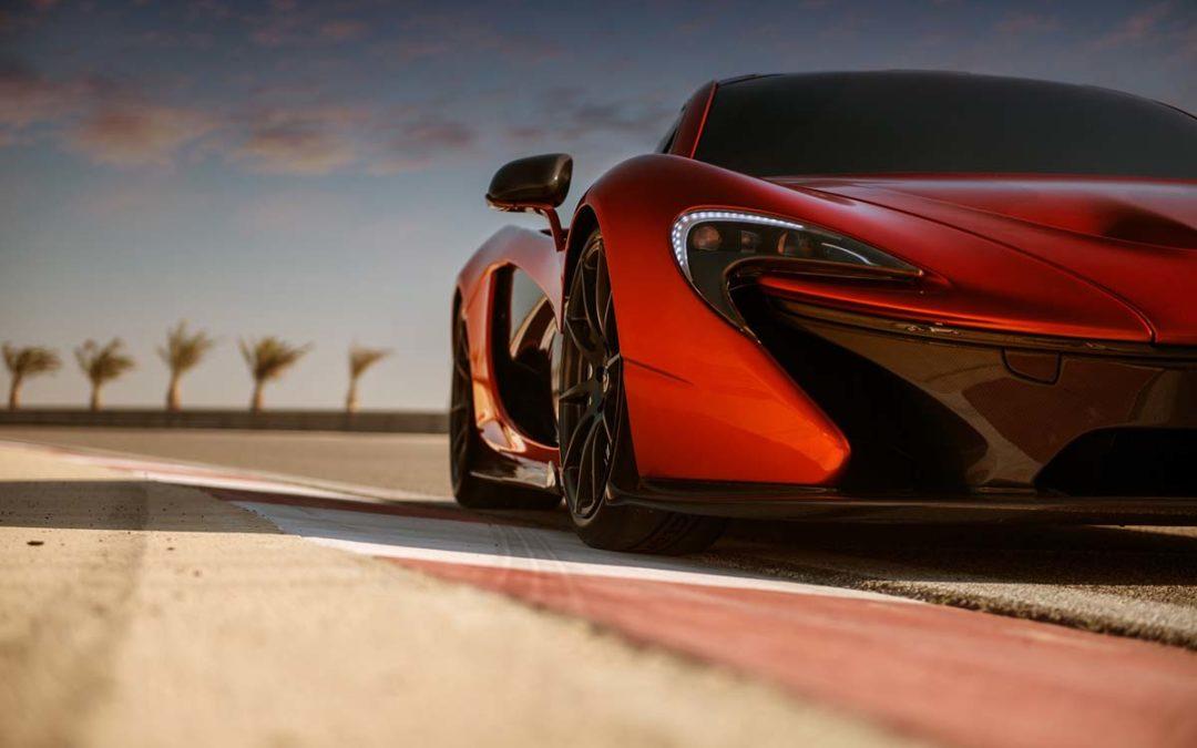 Impresionantes fotografías del McLaren P1