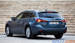 Mazda6 Wagon SKYACTIV-D 2.2 150 CV