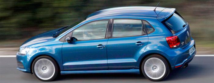 Volkswagen Polo BlueGT. A dos o a cuatro cilindros. Pruebas de consumo y comentarios