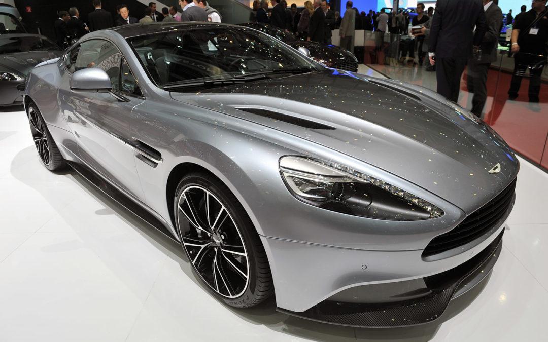 Las versiones Centenary Edition conmemoran los 100 años de Aston Martin