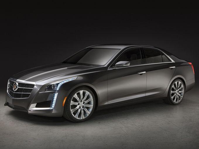 Nuevo Cadillac CTS en Nueva York