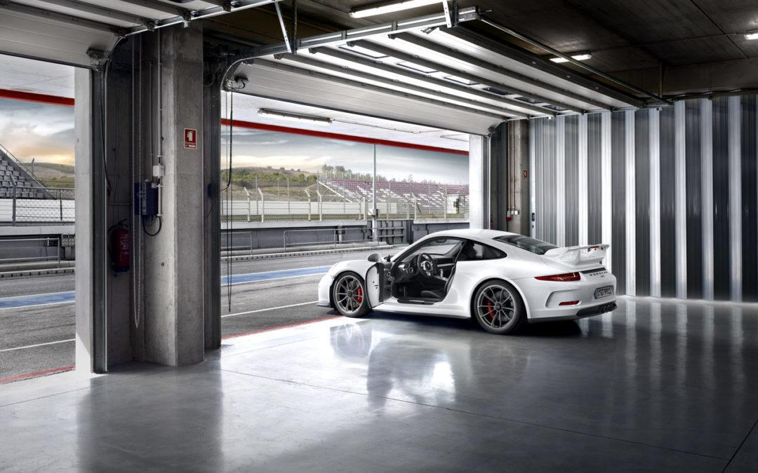 Para los que queréis más del nuevo Porsche 911 GT3