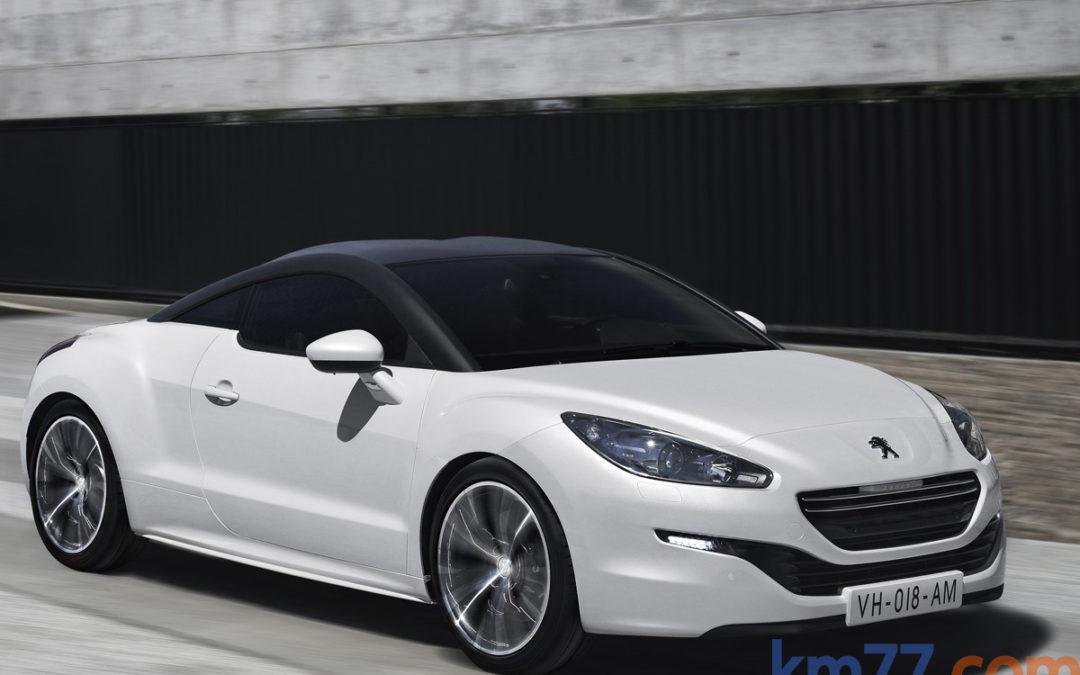 Nuevo Peugeot RCZ, ya a la venta desde 28 050 €