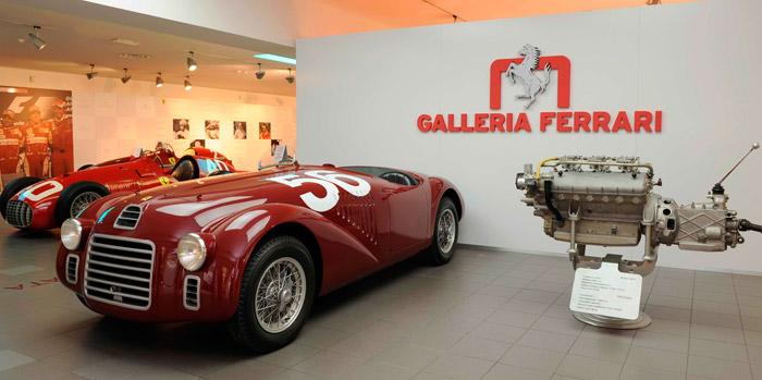Ferrari y la restauración (y III)