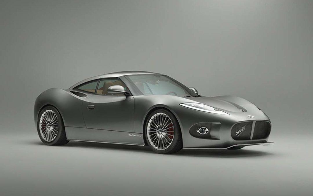 Spyker presenta en Ginebra su nuevo deportivo: el B6 Venator Concept