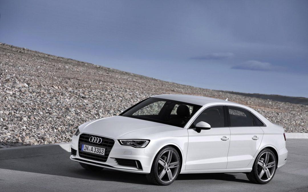Nuevo Audi A3 y S3 Sedán