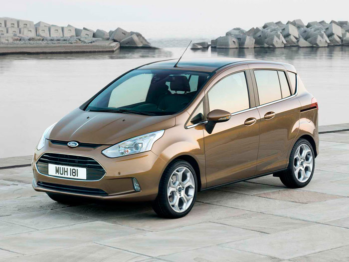 Prueba de consumo (111): Ford B-Max 1.6-TDCi 95 CV