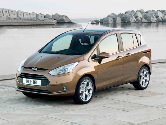 Prueba de consumo (111): Ford B-Max 1.6-TDCi 95 CV