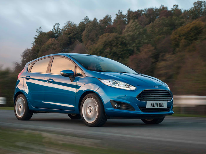 Prueba de consumo (112): Ford Fiesta 1.6-TDCi 5p