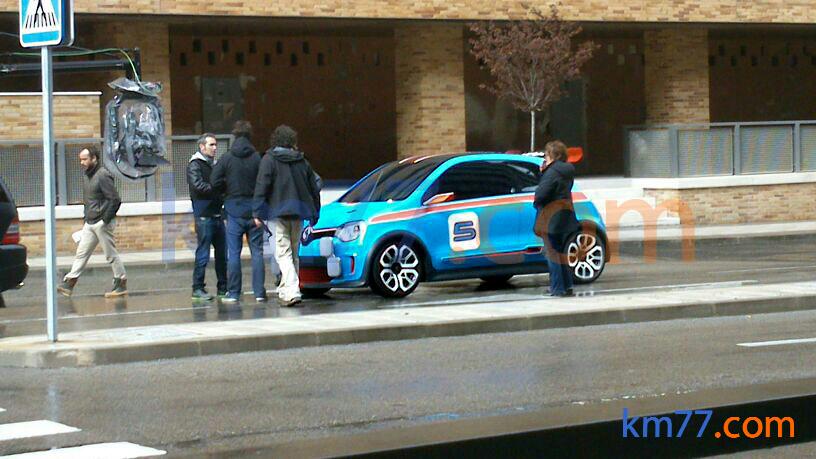 ¿Estamos ante la reencarnación del Renault 5?