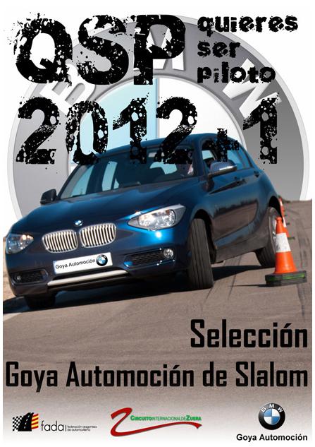 selección slalom