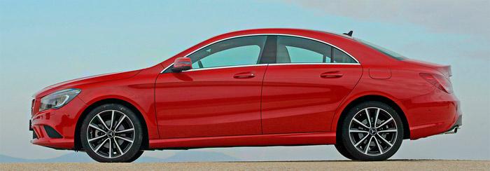 Mercedes-Benz Clase C o Clase CLA. ¿Duda razonable?.
