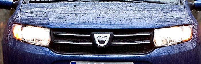 Dacia Sandero. Modelo 2013. Faros halógenos. Consideraciones y vídeo ilustrativo