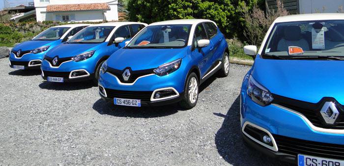 Renault Captur. Información adicional
