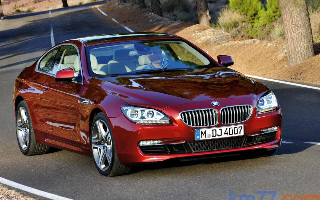 BMW pone a la venta nuevas versiones en toda la gama Serie 6