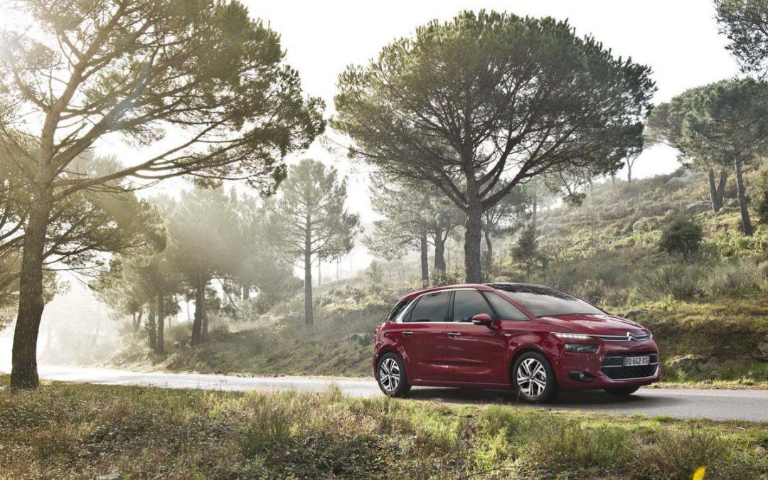 Así es el nuevo Citroën C4 Picasso (fotos+vídeos)