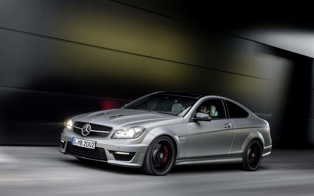 Así es el nuevo Mercedes-Benz C 63 AMG Edition 507.