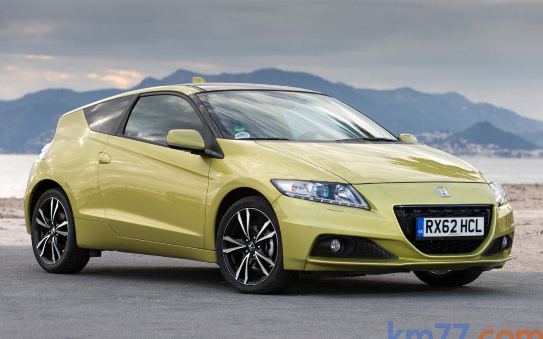 Nuevo Honda CR-Z, más potencia para el híbrido japonés.