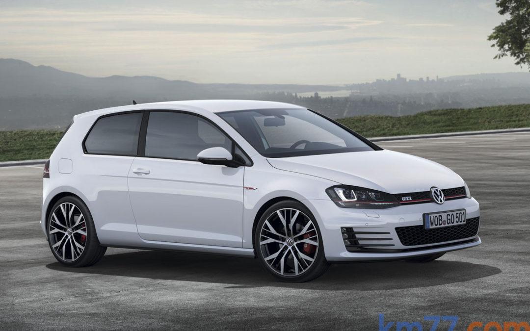 Nuevo Volkswagen Golf GTI. En venta desde 31 010 €