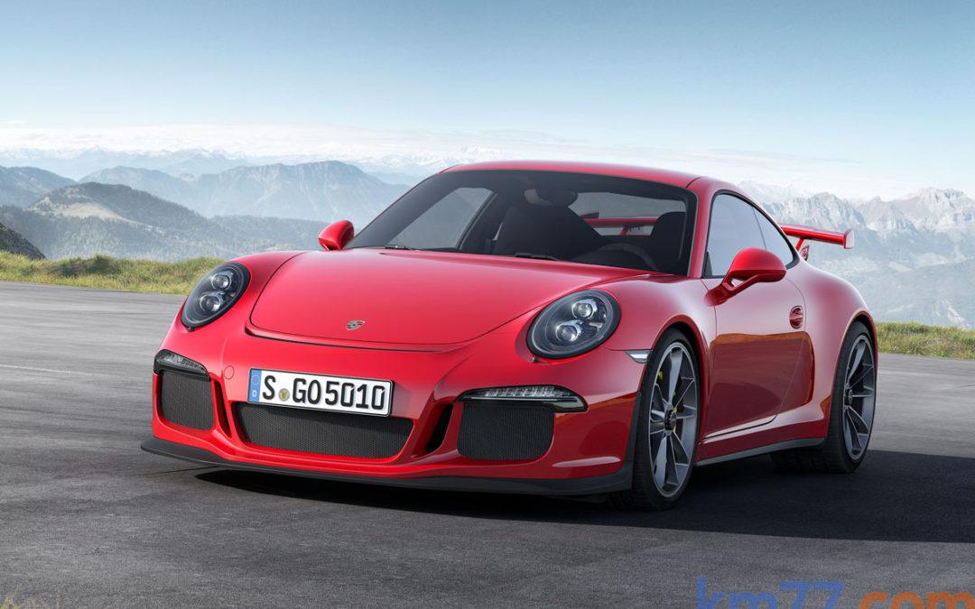 Cambios en la gama Porsche 911 y versión GT3 ya a la venta