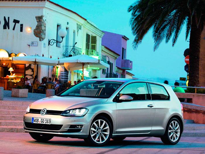 Prueba de consumo (115): Volkswagen Golf 1.4-TSI-140 DSG 3p