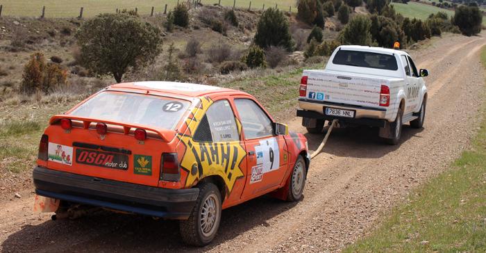 Km 0. Voy a hacer un Clio para rallys de asfalto