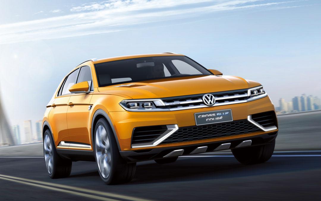 Nuevo Volkswagen CrossBlue Coupé
