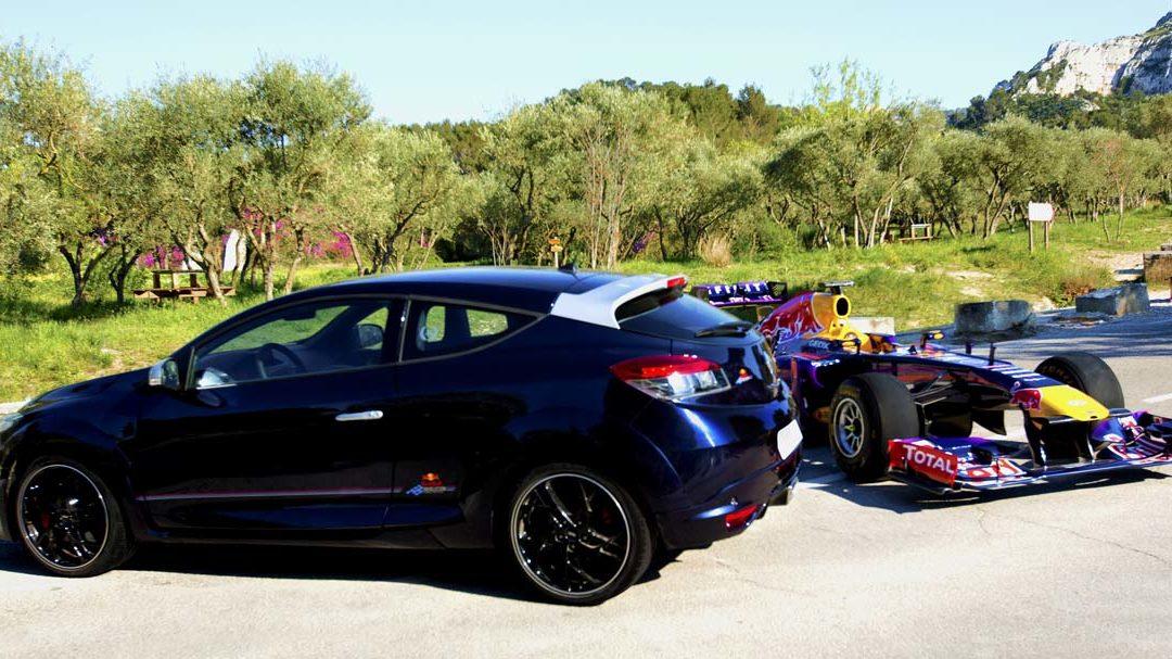 ¿Quieres uno de los Renault Mégane RS Red Bull Racing RB8?