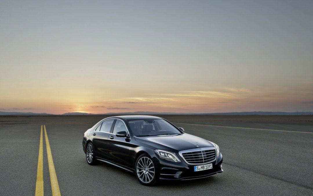 Vídeos del nuevo Mercedes-Benz Clase S