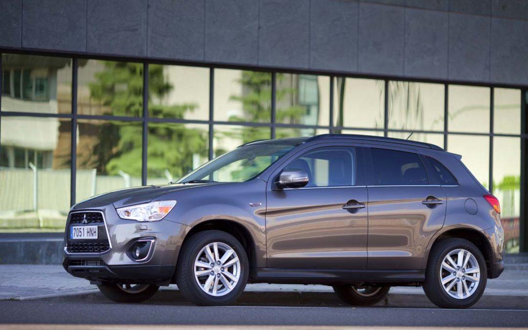 Mitsubishi ASX 2013 a la venta desde 21 230 €