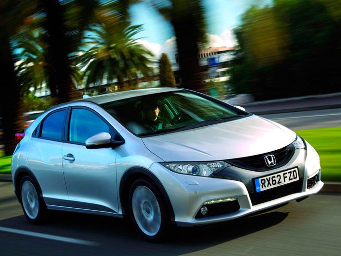 Prueba de consumo (118): Honda Civic 1.6-DTEC 120 CV