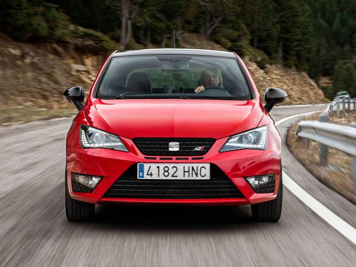 Prueba interesante (33): Seat Ibiza Cupra 1.4-TSI 180 CV DSG