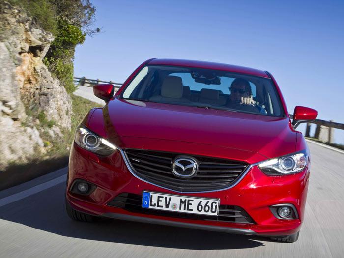Prueba interesante (31): Mazda6 2.0G Sedán