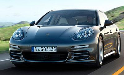 Porsche fabrica la unidad 100 000 del Panamera