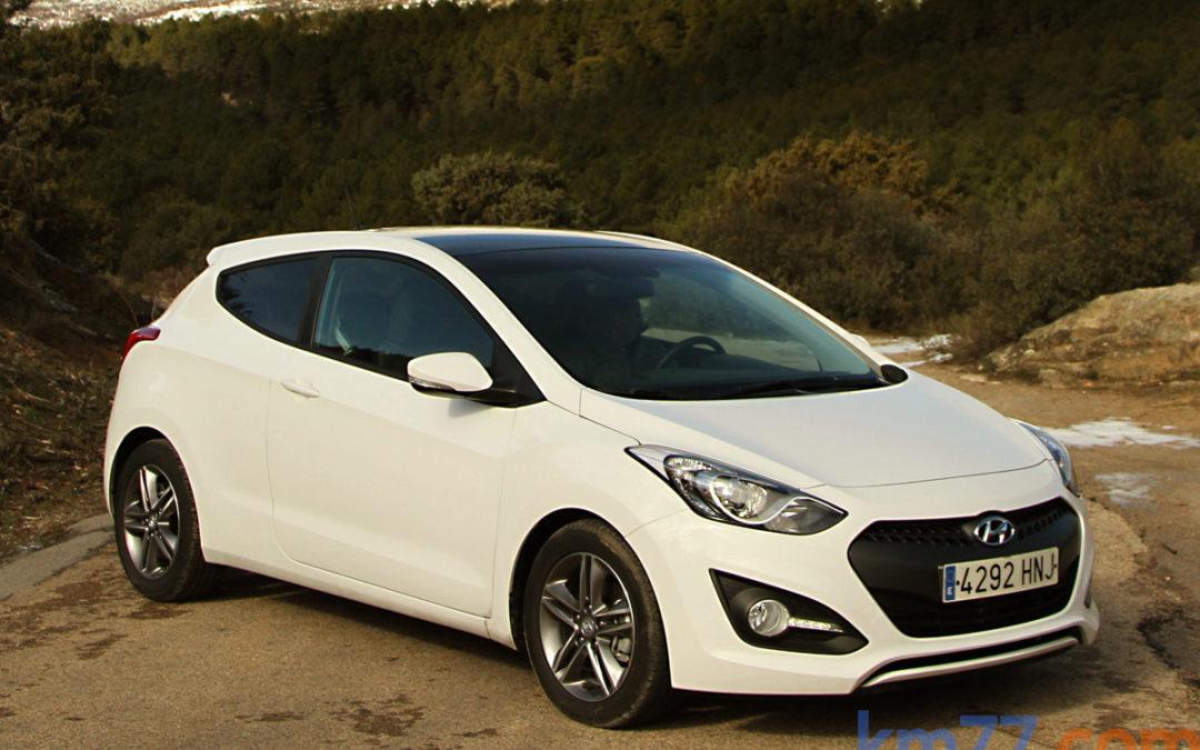 Cambios en la gama Hyundai i30