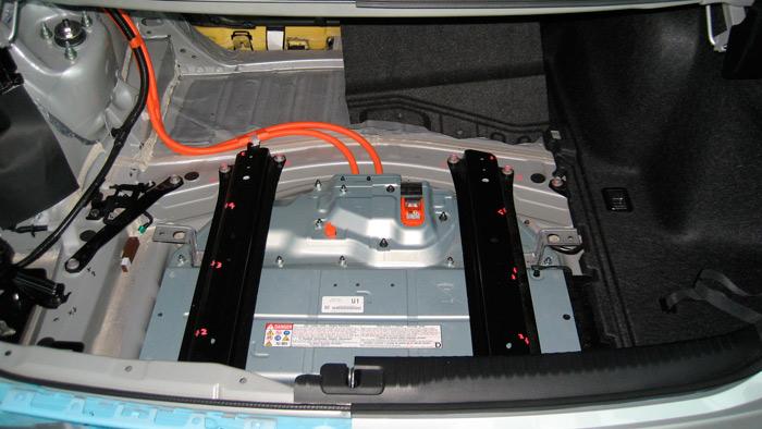 Batería sistema híbrido Lexus IS 300h
