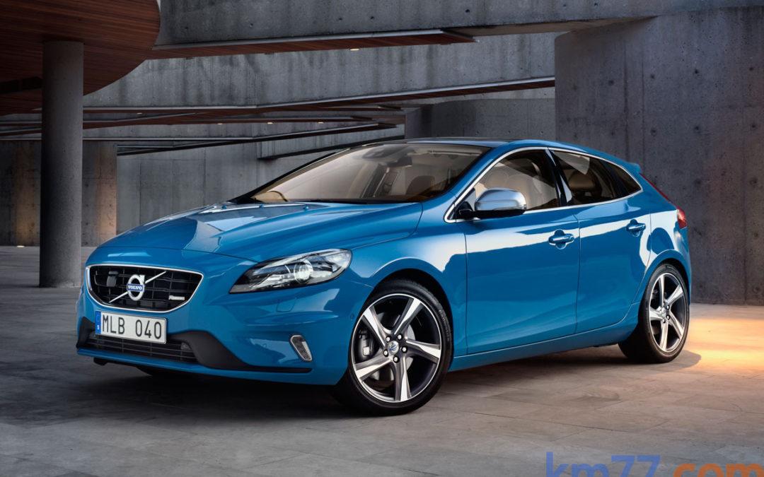 Actualización gama Volvo V40