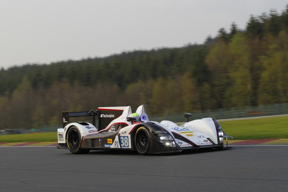 Varios equipos oficiales disputarán las 24 h de Le Mans en la categoría LMP2