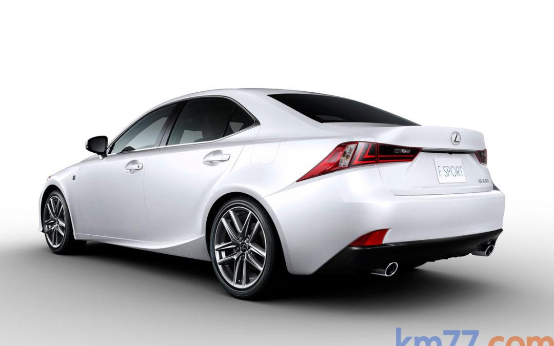 Nuevo Lexus IS 300h, ya a la venta desde 35 900 €