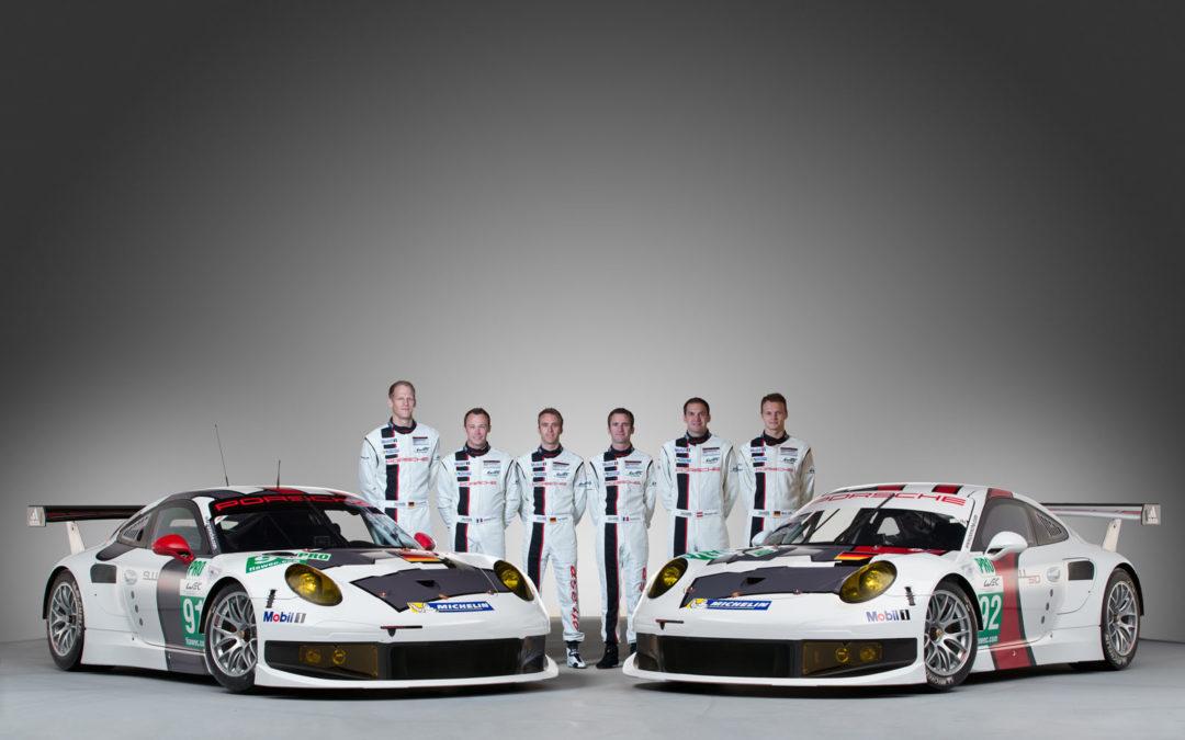 Una vez más, Porsche estará presente en las 24h de Le Mans