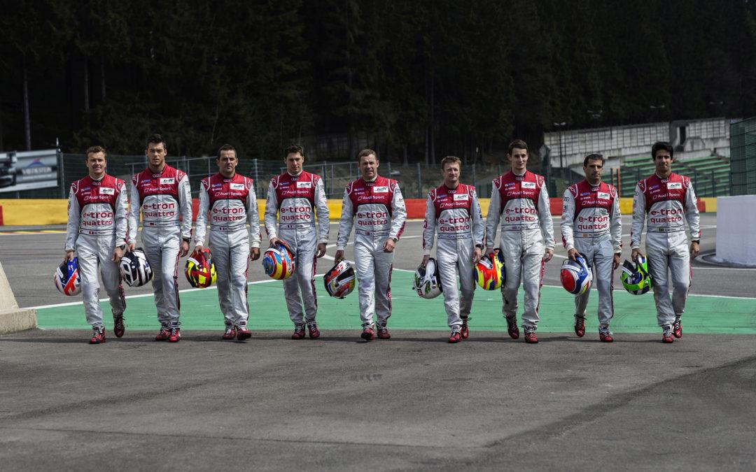 Audi acude a las 24 h de Le Mans como el rival a batir