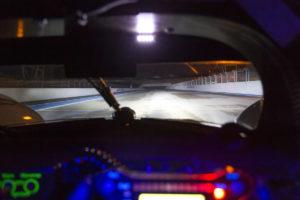 Audi in Le Mans: aktive Sicherheit im Fokus