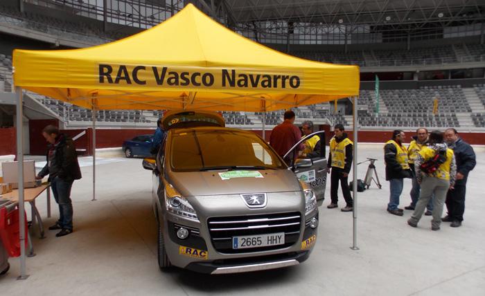V Eco Rallye Vasco Navarro. Correr sin correr (I)